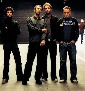 История Coldplay