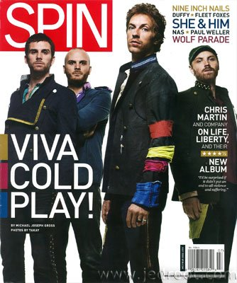 Фотосессия для Spin Magazine