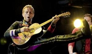 Coldplay - одна из самых успешных рок-групп 2011 года