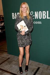 Гвинет Пэлтроу представила в Нью-Йорке свою кулинарную книгу