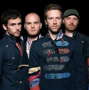 """Coldplay получат награду за песню к фильму """"Голодные игры: И вспыхнет пламя"""""""