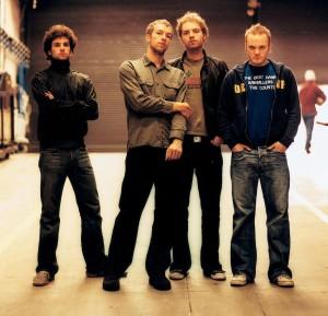 Новый альбом Coldplay возглавил британские чарты