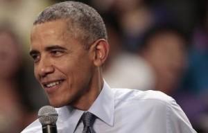 Обама спел для нового альбома группы Coldplay